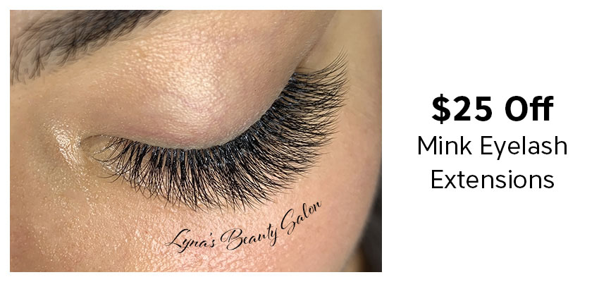 Eyelash Extensions in Menlo Park, CA 94025